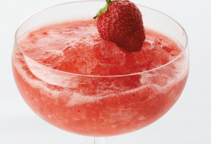 Daiquiri van aardbeien